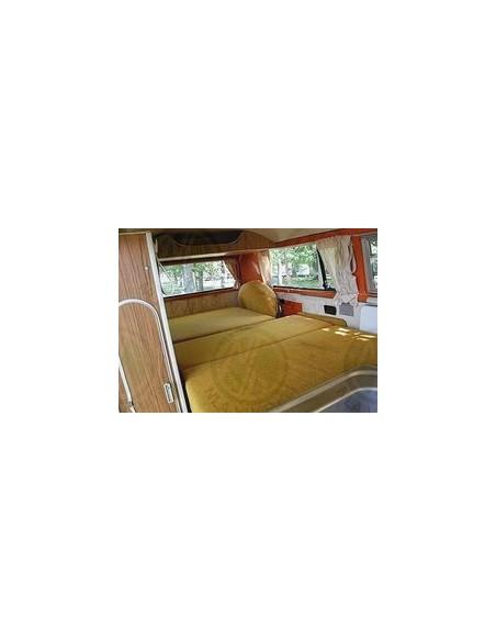 Westfalia Mustard vinyl cover set for early bay 1968-1970  7 pieces set same as original