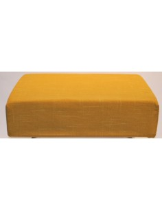 Westfalia Splits and Early Bay Booster Seat with Mustard Yellow fabric Cover 1954-1974