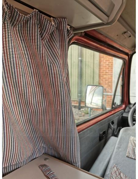 Late VW T25 Westfalia Roof Canvas in Tan 1 Window as original
