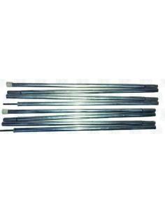 Steel Sun Canopy Poles