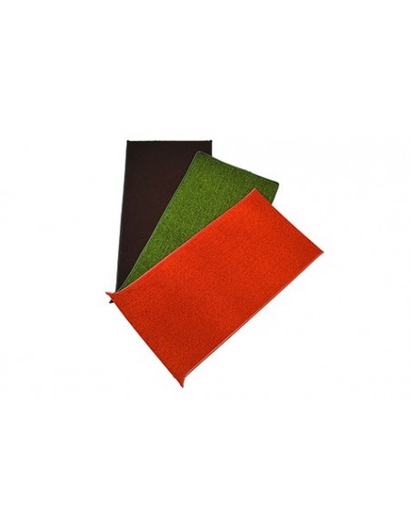 Westfalia bay window cab carpet in brown