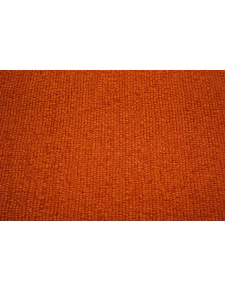 Westfalia bay window cargo floor area carpet in Orange