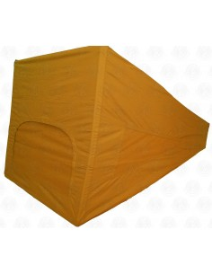 Late VW T25 Westfalia Roof Canvas Yellow 3 Window