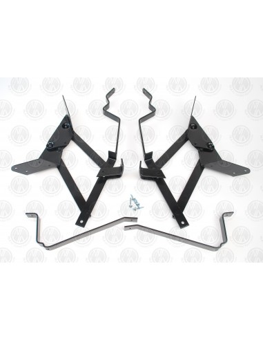 A Pair of Westfalia Rock and Roll Bed Hinges for VW T2 Bay Window