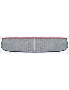Aluminium external sun visor for VW T2 Bay Windows