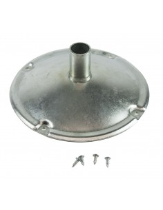 Westfalia table top steel base holder fits Berlin, Helsinki, Dusseldorf and etc