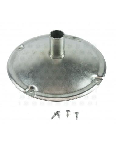 Westfalia table top steel base holder fits Berlin, Helsinki, Dusseldorf and etc
