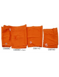 Westfalia Late Bay orange curtain set 10pcs