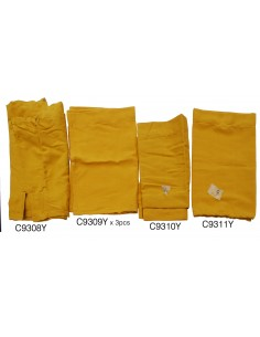 Westfalia Late Bay yellow curtain set 10pcs