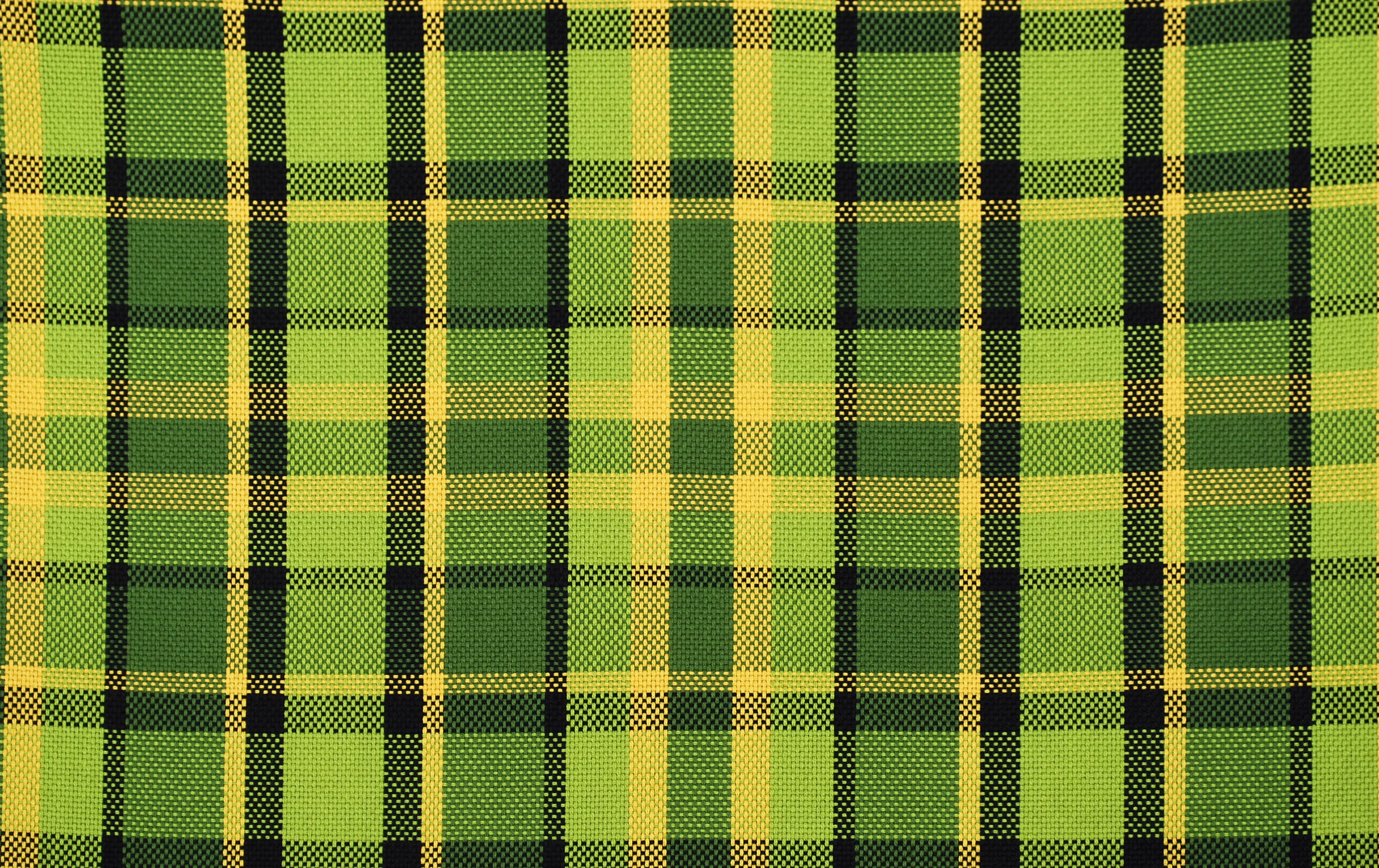 Westfalia Green Plaid Seat Cloth As Original Per Metre