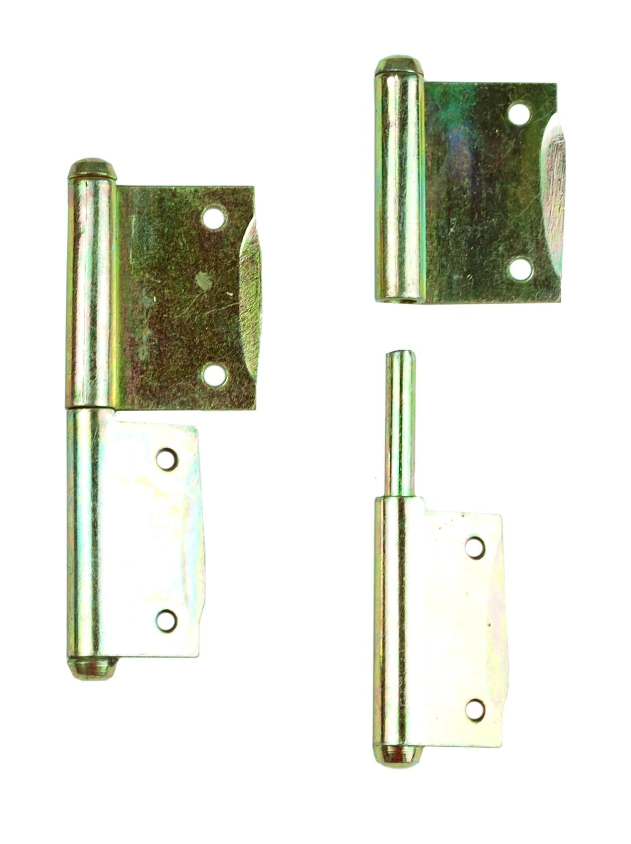 Westfalia cupboard door hinges a pair L-R SO23 SO43