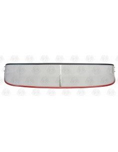 Aluminium External Sun Visor for T25