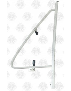 Opening Quarter Light Bar & Frame for T25 LHS
