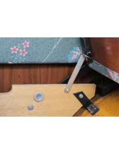 Westfalia rock and roll bed support kit
