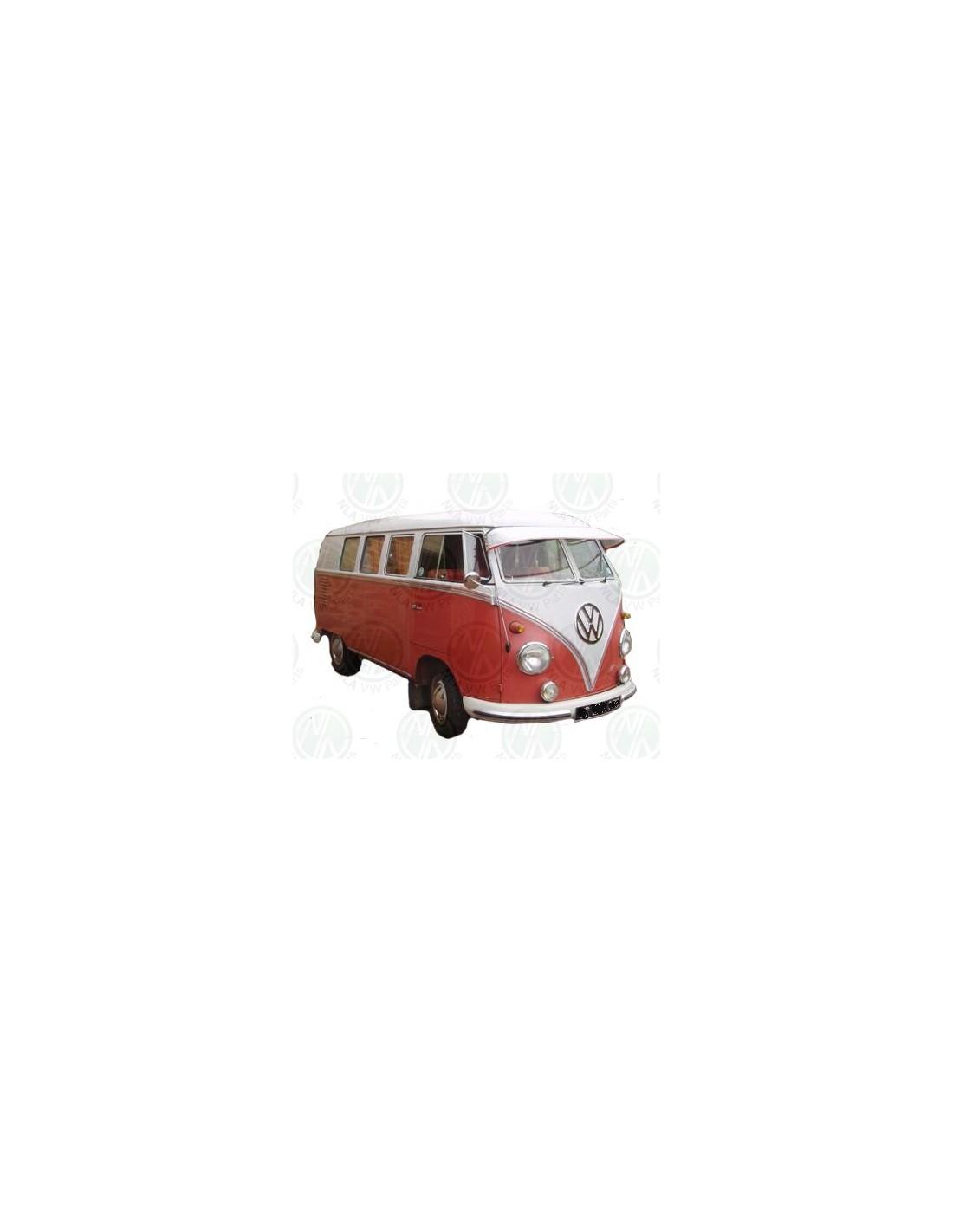 Volkswagen Bus Parts: Aluminium External Sun Visor For VW T2 Split Screen Bus