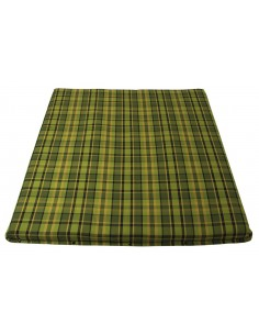 Westfalia Green Plaid Upper Bed Cover Large 1974-1979