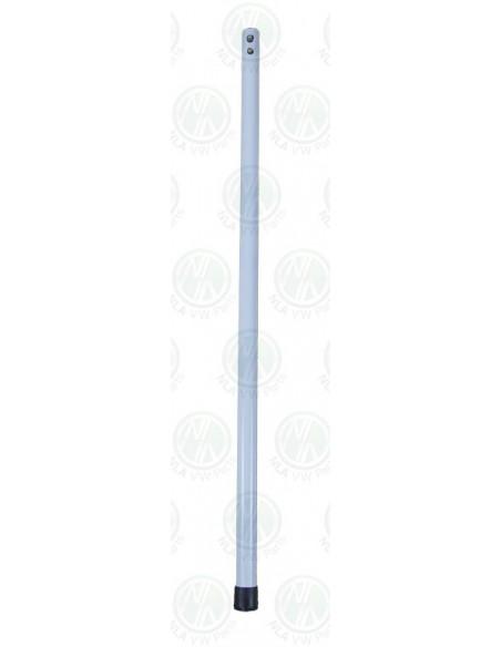 T2 Late Bay Westfalia Dash Table Leg white