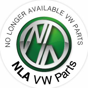 NLA VW Parts